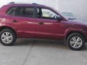 Hyundai Tucson Automática