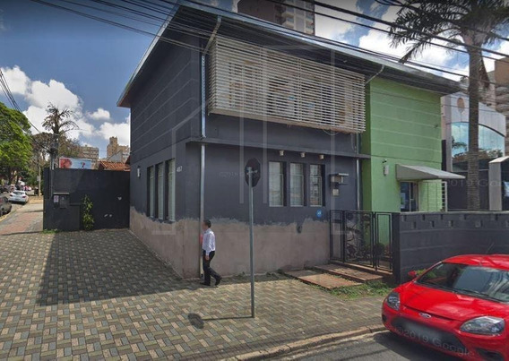 Casa Para Aluguel Em Cambuí - Ca001001