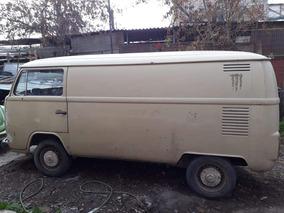 Volkswagen Fulgon Kombi 1986