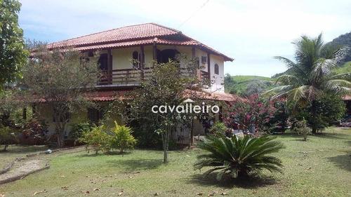 Casa Residencial À Venda, Caxito, Maricá. - Ca1928