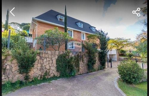Imagem 1 de 14 de Casa 5 Stes 700m² A/c Piscina Condomínio Malota, Jundiaí-sp