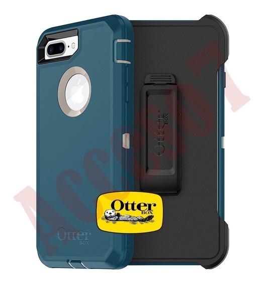 Funda iPhone 8 Plus 7 Plus Otterbox Defender Uso Rudo 8+ 7+