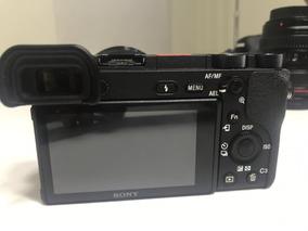 Camera Sony A6500 (ano 2018 10k Clique)