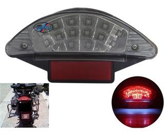 Lanterna Traseira Led Bmw G650 Gs F800r R1200