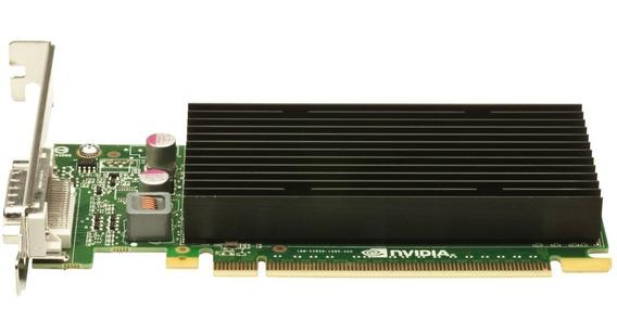 Placa De Video Nvidia Quadro Nvs 300 - 512mb Ddr3