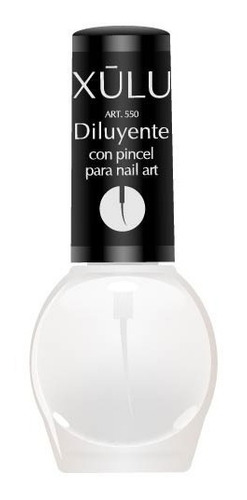 Pincel Fino Para Diseño De Uñas Nail Art Z550