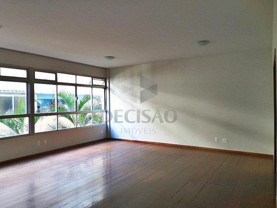 Apartamento 4 Quartos À Venda, 4 Quartos, 2 Vagas, Funcionários - Belo Horizonte/mg - 15187