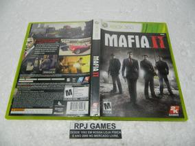 Mafia 2 Original Midia Fisica Completa P/ Xbox 360 - Loja Rj