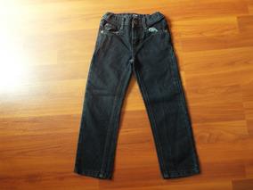 7d9ed9c95 Pantalón De Mezclilla 4 Años Marca Kiabi
