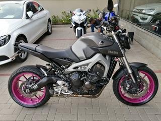 Yamaha - Mt 09 Abs - 2016