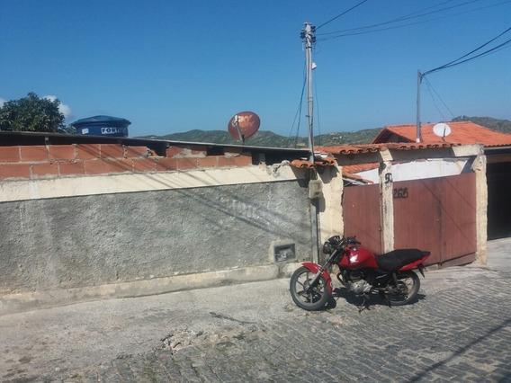 Casa Sala,coz,3 Qts,2banh,garagem,quintal E Terreno Atras