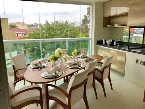 Apartamento Anália Franco - 109m² - Terraço Gourmet
