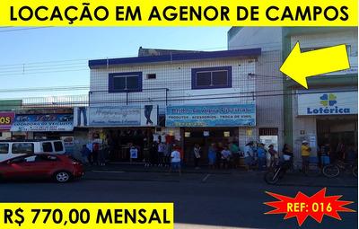 Locação - Apartamento Em Agenor De Campos