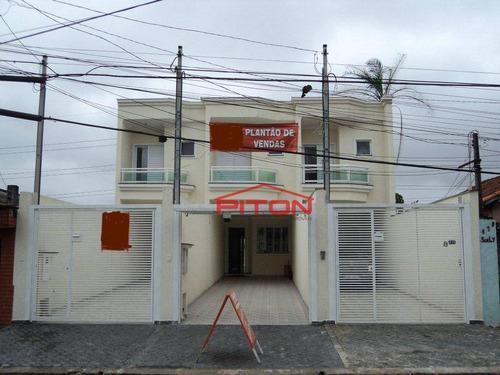 Sobrado Com 3 Dormitórios À Venda, 210 M² Por R$ 800.000,00 - Vila Guilhermina - São Paulo/sp - So2394