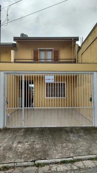 Casa Em Centro, Jandira/sp De 126m² 3 Quartos À Venda Por R$ 580.000,00 - Ca183991