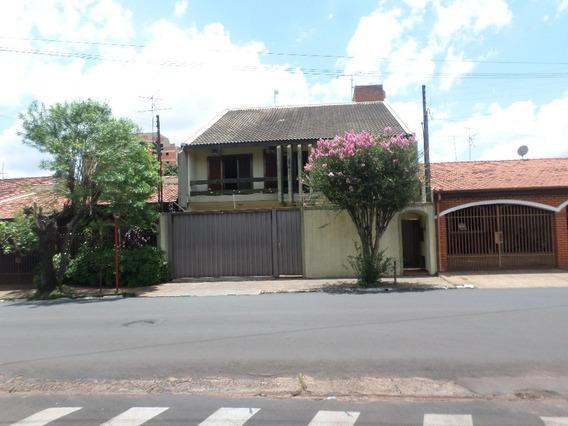Casa Em Jardim Netinho Prado, Jau/sp De 267m² 1 Quartos À Venda Por R$ 344.707,00 - Ca377507