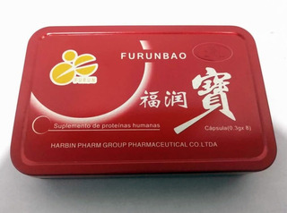 Furunbao 8 Caps Original Invima