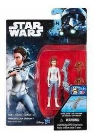 Star Wars - Rebels - Princess Leía Organa - Hasbro Original
