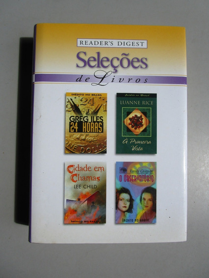 Seleções De Livros - 4 Romances