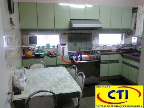 Sobrado 3 Dormitórios Suite Rudge Ramos, São Bernardo Do Campo. - So0080