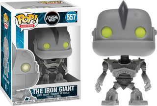 Funko Pop The Iron Giant #557 Ready Player One Movies