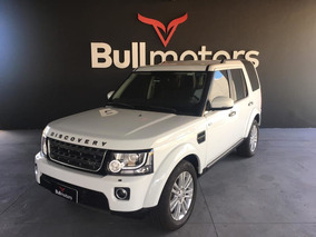 Land Rover Discovery 4 3.0 Se 2016