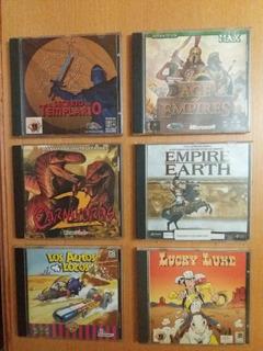 Videojuegos De Pc Antiguos- Precio Por Cada Uno A Elección