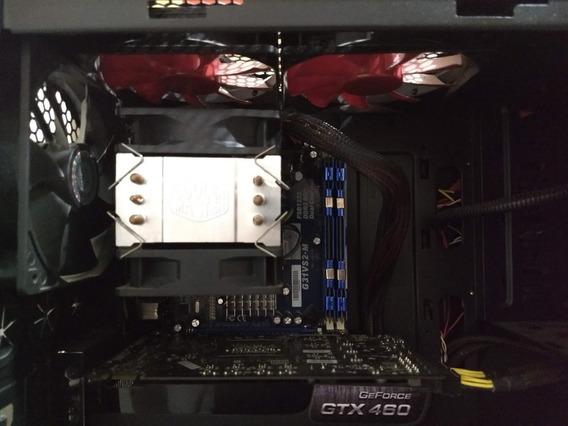 Kit Placa Mãe Asrock G31m 775 + Core 2 Quad + 4gbmemoria Dd2