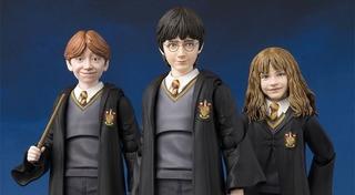 Harry Potter - Ron Wealey - Bandai - Varita - Funko Pop