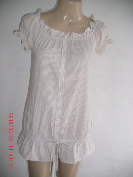 Lindíssima Camisa- Yessica Tam: 38