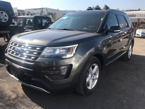 Ford Explorer 3.5 Xlt Piel At