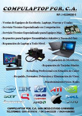 Servicio Técnico, Computadoras, Laptop, Redes, Ventas