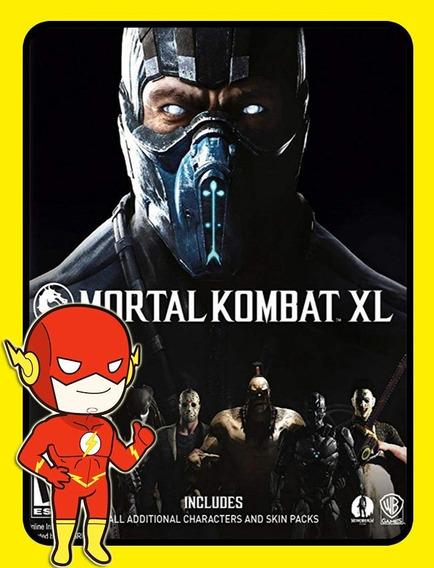 Mortal Kombat Xl Pc - Steam Key (envio Flash)