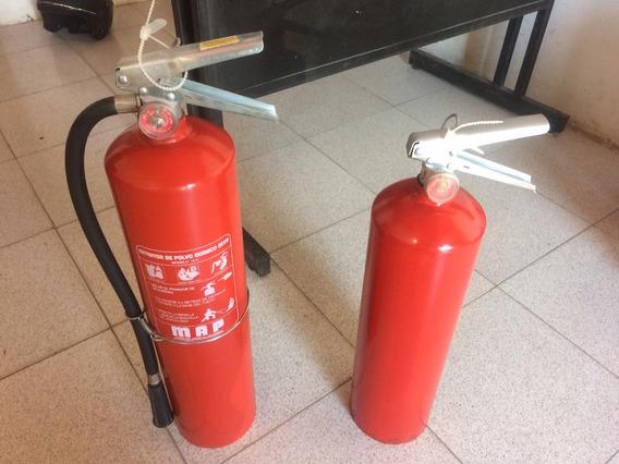 Extintor Pqs 10 Libras Y 15 Libras