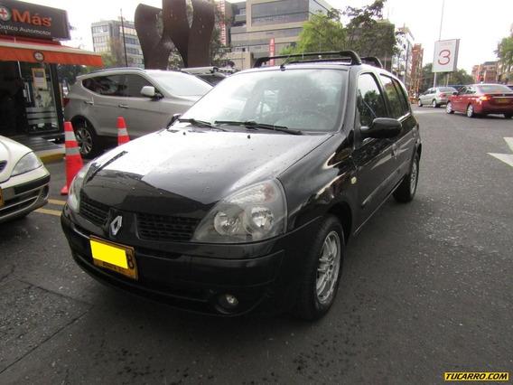 Renault Clio Ii Dynamique 1.4 Mt