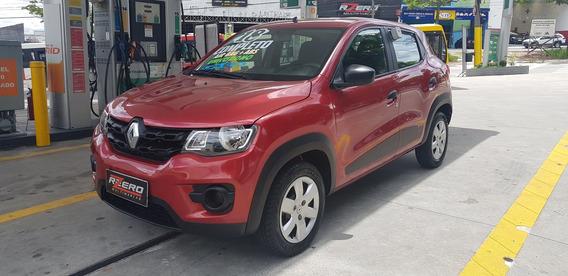 Renault Kwid 2018 Completo Zen 1.0 Flex 25.000 Km Revisado