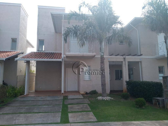 Sobrado Com 3 Dormitórios Para Alugar, 140 M² Por R$ 2.800/mês - Chácara Belvedere - Indaiatuba/sp - So0260