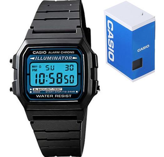 Reloj Casio Clasico Vintage F105 Original Bateria 7 Años Envío Gratis