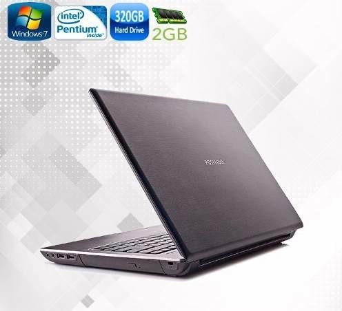 Notebook Positivo Master B950 Dual Core Hd 320gb 2gb N110i