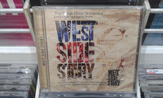 Memories Disco Club West Side Story Cd Sountrack