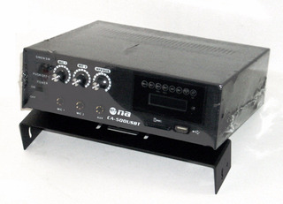 Ca-500usbt Amplificador Publicidad Movil Bat 12v Mp3 Usb Sd