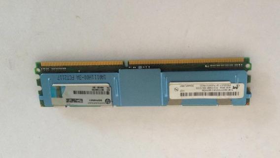 Memoria Ddr2 Pc 5300f, Pente De 4 Gb