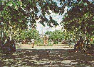 Sfi-7675- Postal Sao Fidelis, R J- Praça Presidente Vargas