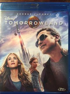 Blu-ray Tomorrowland