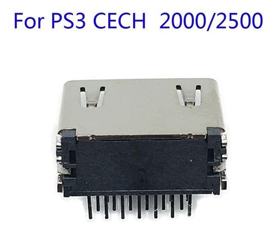 Ficha Hdmi Conector Hdmi Original Ps3 Slim Cech 2000-2500