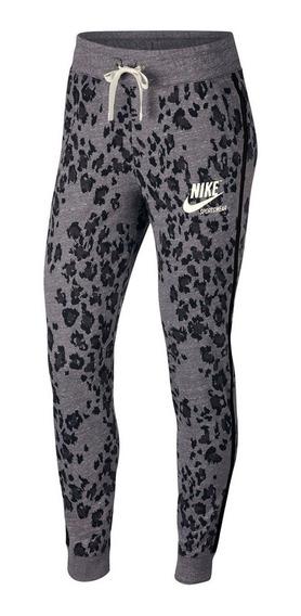 Pantalon Nike Vintage Leopard Mujer