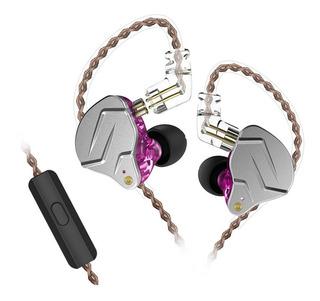 Audífonos KZ ZSN Pro purple