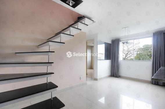 Apto Duplex 88,10m² - Parque São Vicente Mauá - 2 Dormitórios. - Co0002
