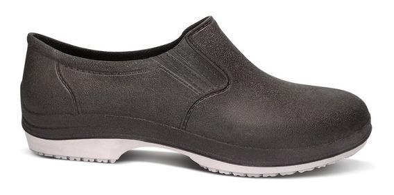 Sapato Segurança Super Leve Anti Derrapante Confort