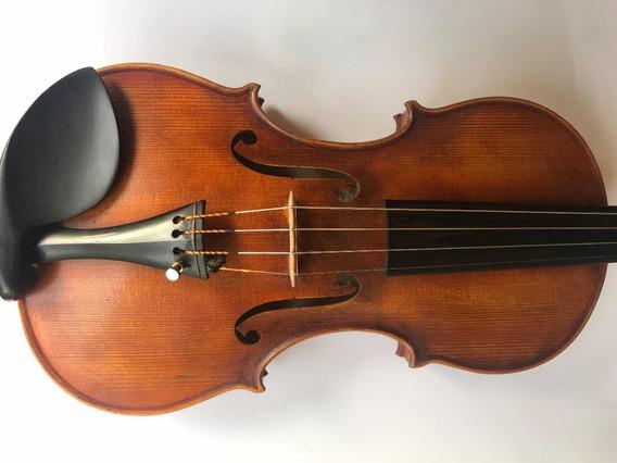 Oferta!! Violin De Luthier Autor Agustin Rosso Año 2015